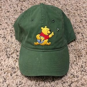 DISNEY embroidered Winnie the Pooh Dad Cap